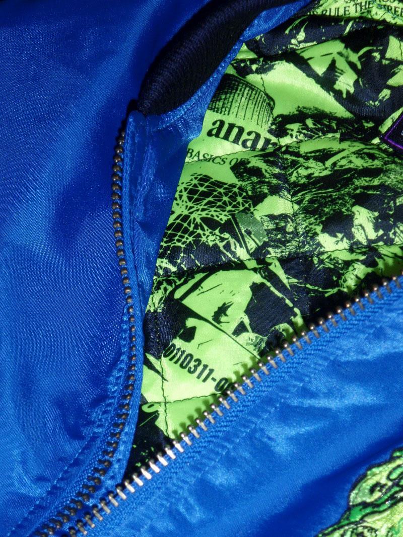 2015 Fall Mishka Bomber Jacket STREETWISE KeepWatch Andrei Bouzikov ミシカ ボンバー ジャケット ストリートワイズ キープウォッチ 神奈川 藤沢 湘南 スケート ファッション ストリートファッション ストリート