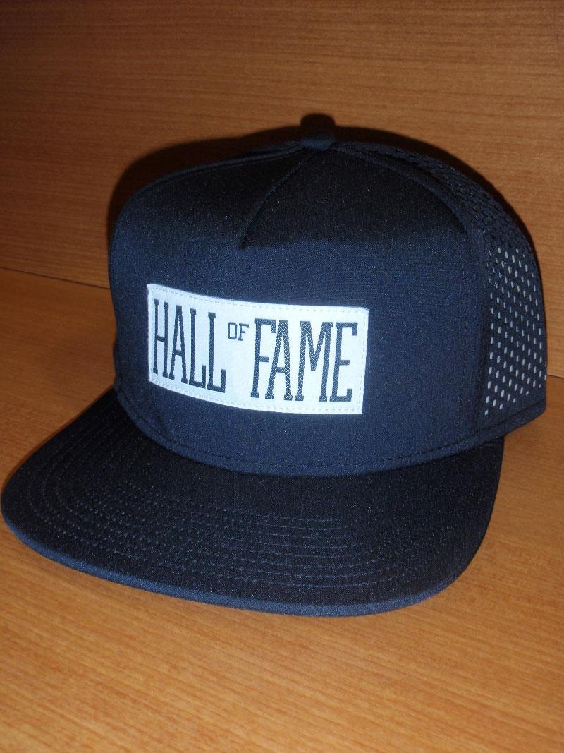 2015 Fall HALL OF FAME Cap SnapBack STREETWISE ホールオブフェイム スナップバック キャップ ストリートワイズ 神奈川 藤沢 湘南 スケート ファッション ストリートファッション ストリートブランド