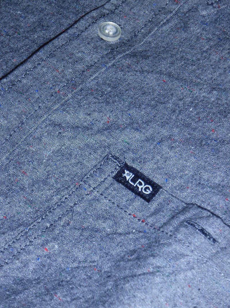 2015 Holiday LRG Shirt Woven STREETWISE ストリートワイズ エルアールジー シャツ ホリデー 神奈川 藤沢 湘南 スケート ファッション ストリートファッション ストリートブランド