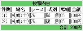 20150822 トモノサンドラ