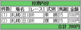 20150830 マイネルサージュ