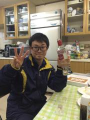 20151017 新入社員さん、大興奮そのまま・・・ウォッカへ^^;