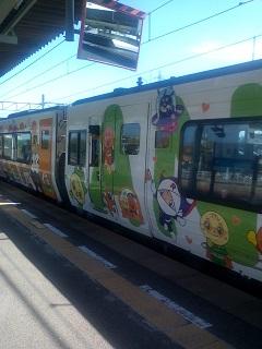 アンパンマン列車20152