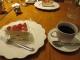 ケーキを食べる会