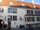 15世紀の薬局の建物