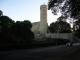 朝のトーンベア城