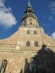 聖ペテロ教会の正面