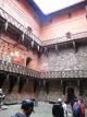 トラカイ城の内部