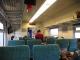 列車の内部