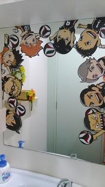 アニメイトカフェ ハイキュー軽13