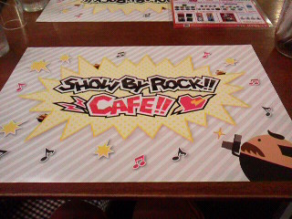 SHOW BY ROCK!‼コラボカフェ (6)