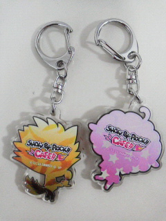 SHOW BY ROCK!! コラボカフェ限定グッズ (4)