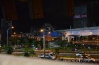 MRT空港線A19桃園體育園區站150814