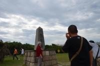 鵝鑾鼻の石碑150817