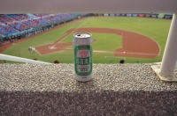 野球観戦にはビール151018
