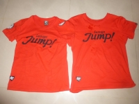 LamigoJUMP赤Tシャツ150814