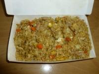 咖哩豬肉炒飯151016