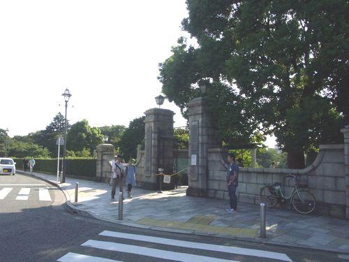 外人墓地4