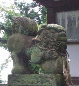 大山積神社9