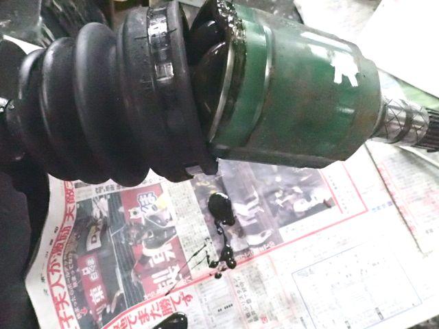 スバル レガシィ 修理