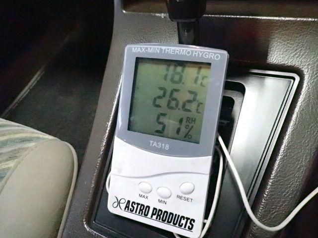 ピアッツァ エアコン修理