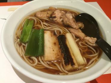 蕎麦・牛タン shiro