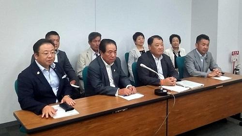 栃木県議会9月通常会議に向けて!②