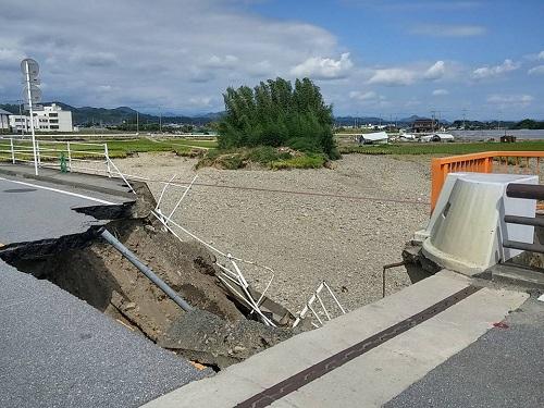 台風18号水害による道路通行止め ⇒ 解除見込みが発表される!⑤