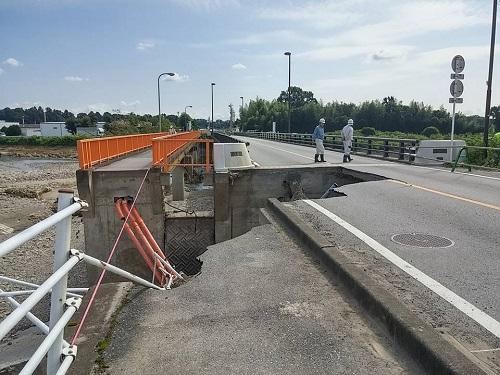 台風18号水害による道路通行止め ⇒ 解除見込みが発表される!⑥