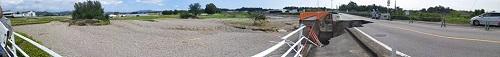 台風18号水害による道路通行止め ⇒ 解除見込みが発表される!⑦
