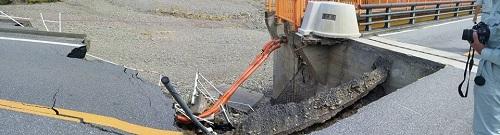 台風18号水害による道路通行止め ⇒ 解除見込みが発表される!⑧