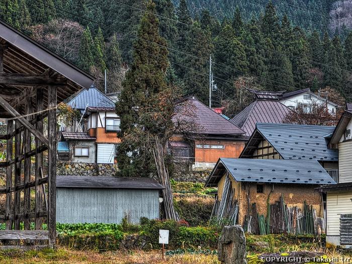 小菅の里及び小菅山の文化的景観1