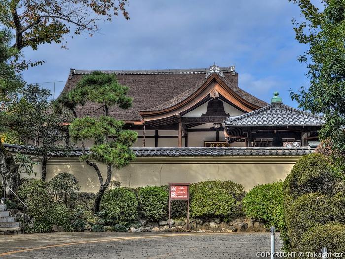 護国寺月光殿(旧日光院客殿)