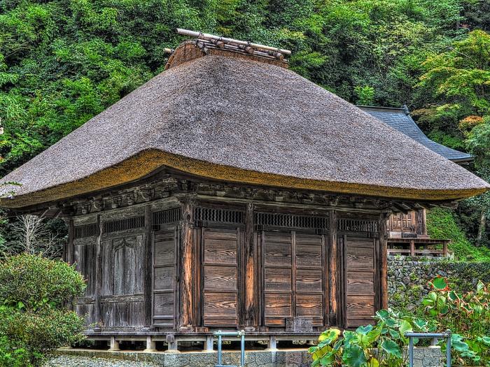 明鏡寺観音堂