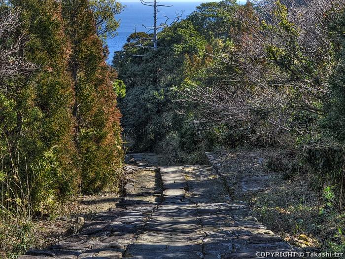 鵜戸山八丁坂