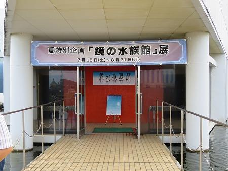 鏡の水族館