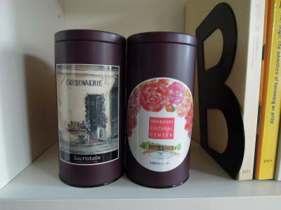 151016石橋美術館コーヒー缶