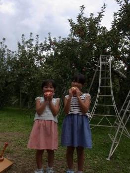 27.9.21.まるかじり姉妹