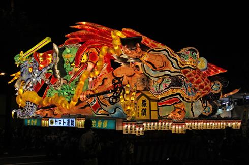 青森ねぶた祭り2015(1)-2