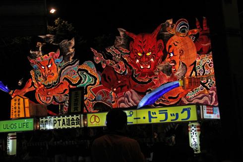 青森ねぶた祭り2015(1)-4
