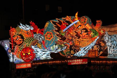 青森ねぶた祭り2015(1)-5