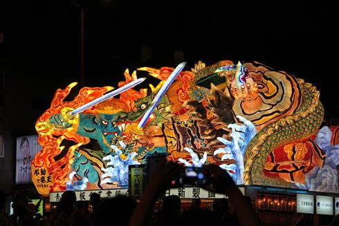 青森ねぶた祭り2015(1)-6