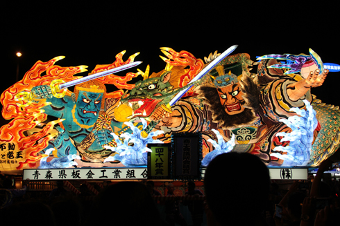 青森ねぶた祭り2015(1)-8