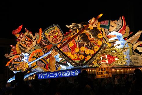 青森ねぶた祭り2015(2)-1
