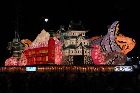 青森ねぶた祭り2015(2)-7
