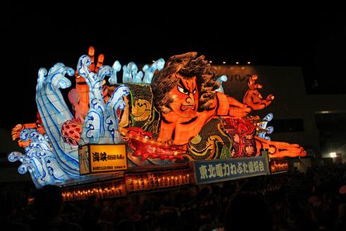 青森ねぶた祭り2015(2)-9