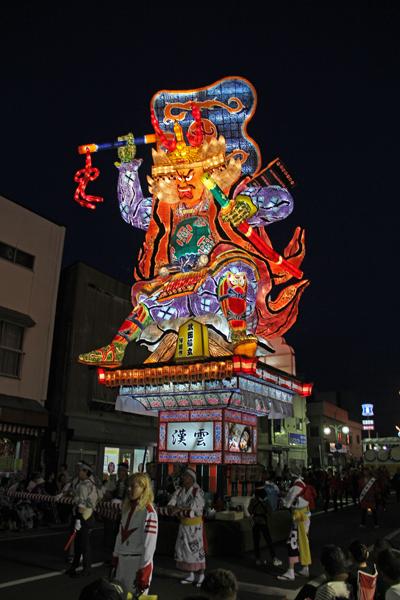 五所川原立佞武多2015(1)- 2