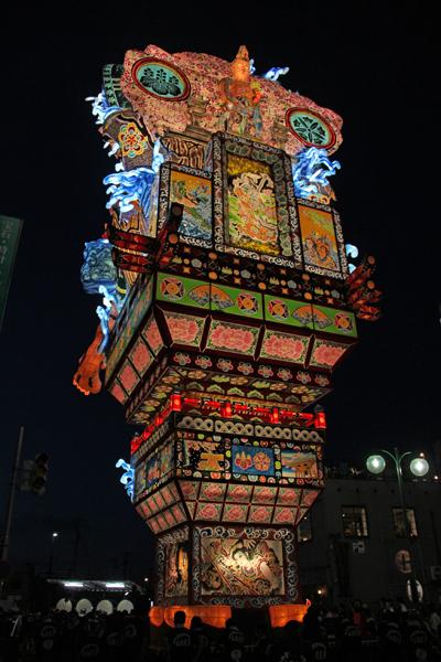 五所川原立佞武多2015(1)- 3