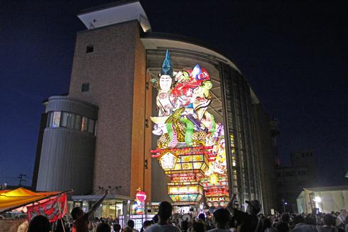 五所川原立佞武多2015(1)- 8