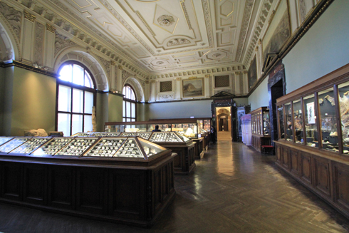 ウィーン自然史博物館見学紀(1)-5